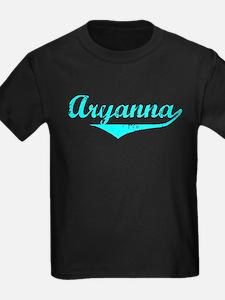 Aryanna Vintage (Lt Bl) T