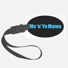 Yo Mama Luggage Tag