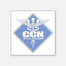 Critical Care Nurse Sticker