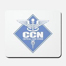 Critical Care Nurse Mousepad