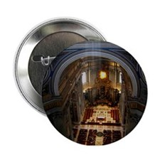 "st. peter's basilica 2.25"" Button"