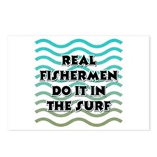 Surf Fishing Postcards (Package of 8)