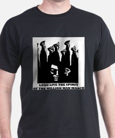 Long Live the Spirit of the Million Man March T-Shirt