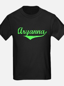Aryanna Vintage (Lt Gr) T