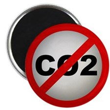 "Stop CO2 2.25"" Magnet (100 pack)"