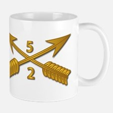 2nd Bn 5th SFG Branch wo Txt Mug