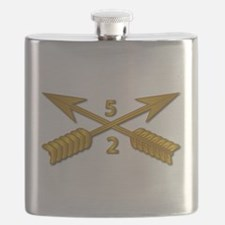 2nd Bn 5th SFG Branch wo Txt Flask