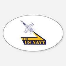 US NAVY Hornet F-18 Decal