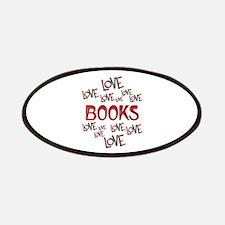 Love Love Books Patch