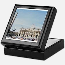 vatican Keepsake Box
