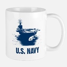 U.S. NAVY Air Craft Carrier Mug