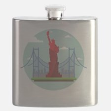 Unique Midtown Flask