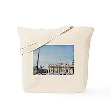 vatican Tote Bag