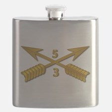 3rd Bn 5th SFG Branch wo Txt Flask