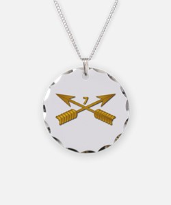 7th SFG Branch wo Txt Necklace