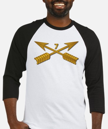 7th SFG Branch wo Txt Baseball Jersey