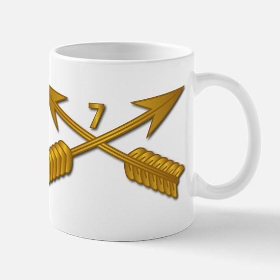 7th SFG Branch wo Txt Mug