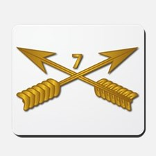7th SFG Branch wo Txt Mousepad