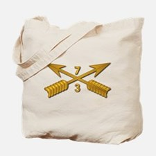 3rd Bn 7th SFG Branch wo Txt Tote Bag