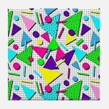 totally radical Tile Coaster