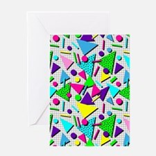 totally radical Greeting Cards
