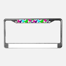 totally radical License Plate Frame