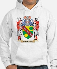 Emerson Coat of Arms - Family Cr Jumper Hoody