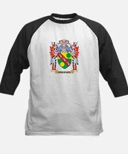 Emerson Coat of Arms - Family Cres Baseball Jersey