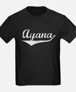 Ayana Vintage (Silver) T
