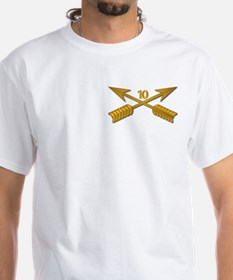 10th SFG Branch wo Txt Shirt