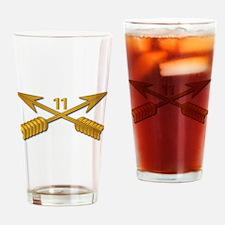 11th SFG Branch wo Txt Drinking Glass