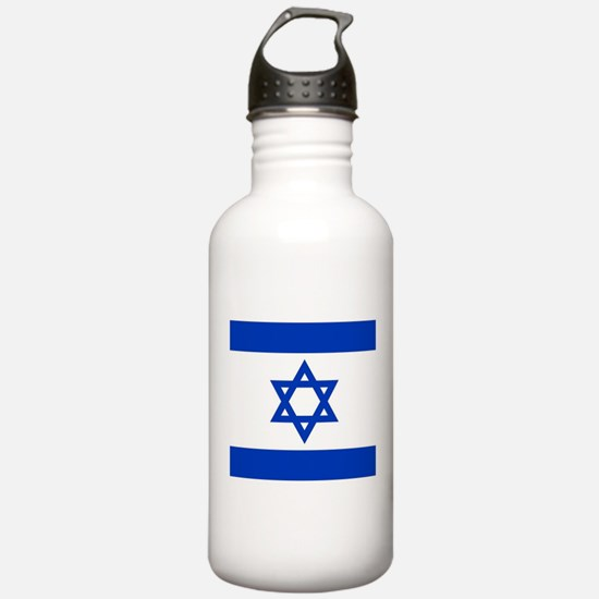 Flag of Israel, the St Water Bottle