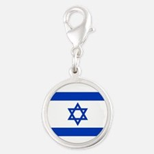 Flag of Israel, the Star of David Charms