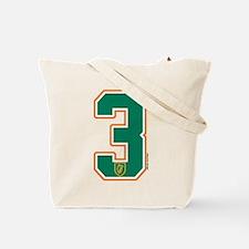 IE Ireland(Eire/Erin) Hockey 3 Tote Bag
