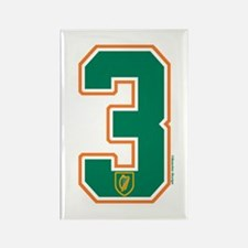 IE Ireland(Eire/Erin) Hockey 3 Rectangle Magnet