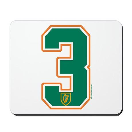 IE Ireland(Eire/Erin) Hockey 3 Mousepad