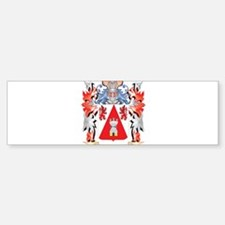 Enriques Coat of Arms - Family Cres Bumper Bumper Stickers