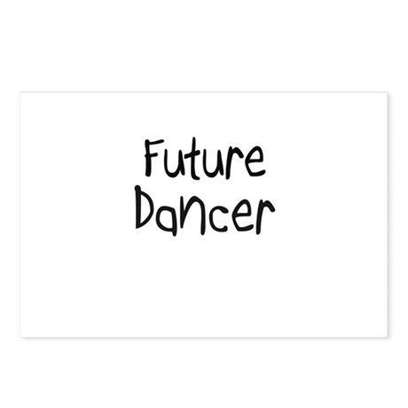Future Dancer Postcards (Package of 8)
