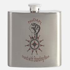 Unique Sioux Flask
