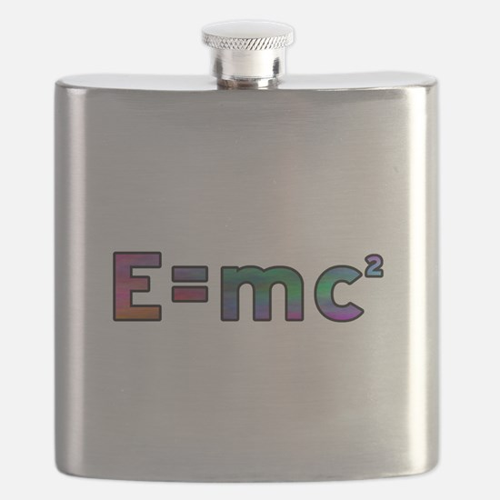 Theory of Relativity Flask