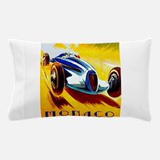 Unique Auto racing Pillow Case