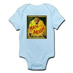 Man in The Moon Game Advertising Print Body Suit