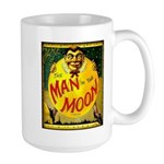 Man in The Moon Game Advertising Print Mugs