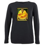 Man in The Moon Game Advertising Print Plus Size L