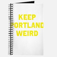 Keep Portland Weird Journal
