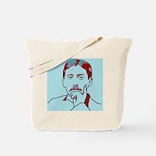 Cute Marcel Tote Bag