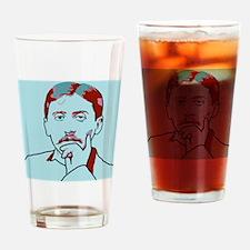 Unique Remembrance Drinking Glass