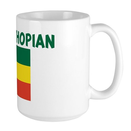 CERTIFIED ETHOPIAN Large Mug