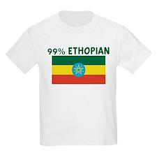 99 PERCENT ETHOPIAN T-Shirt