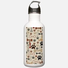 Funny Paw Sports Water Bottle